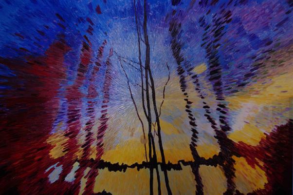 Nouveau,Mouvement,Structurellisme,art,peinture,Beaudier
